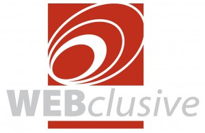 WEBclusive logo